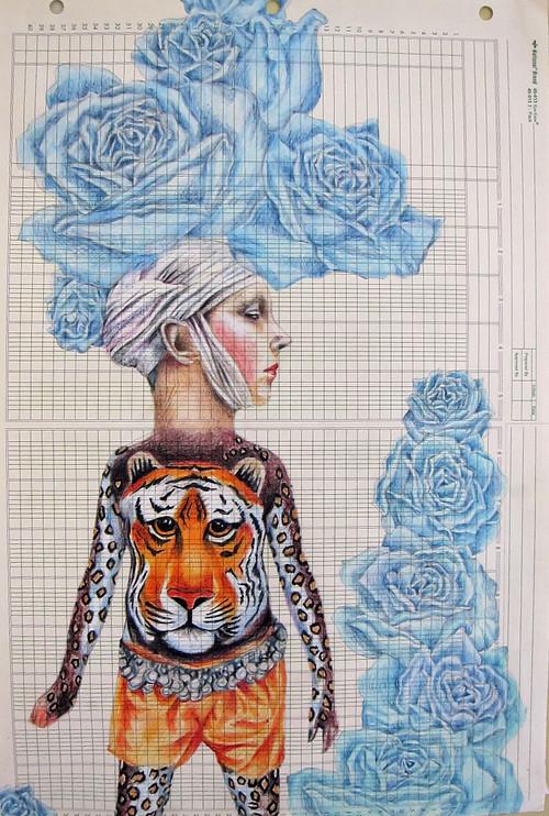 Lori Field, Tigerlady #3