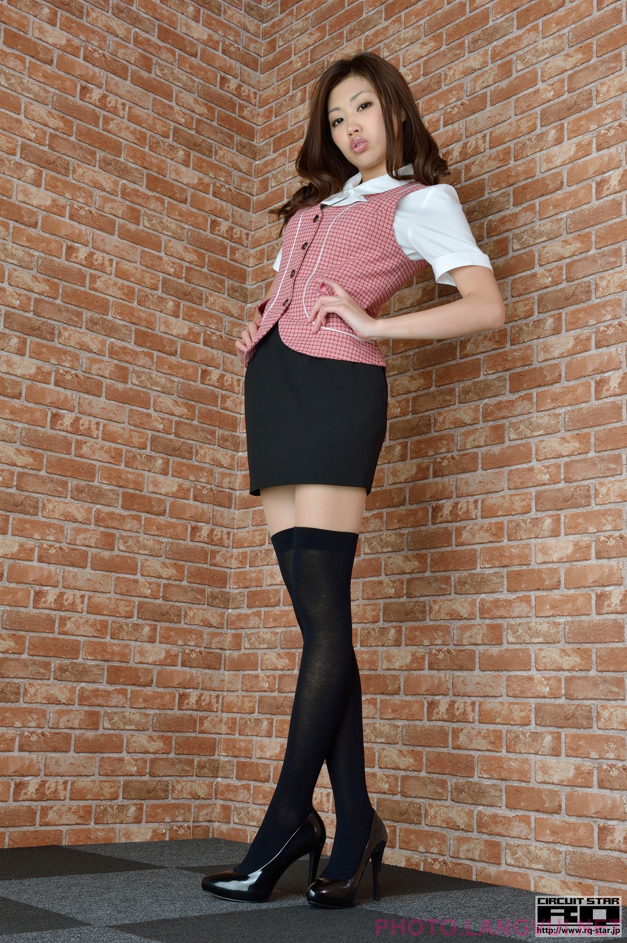 RQ STAR No 01060 Miho Abe Office Lady