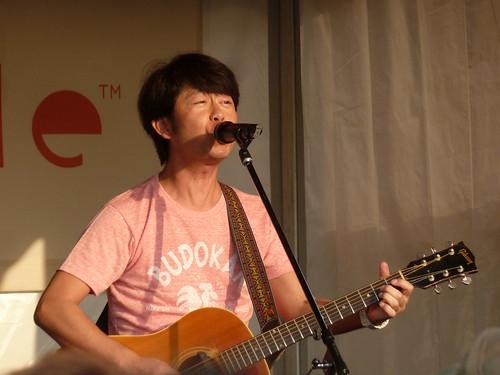 真心ブラザーズ 桜井さん メレルフェス2015