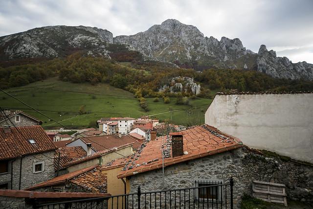 Sotres, en las alturas de Picos de Europa