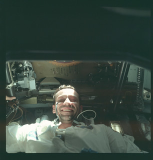 AS07-4-1600 | Apollo 7 Hasselblad image from film magazine ...