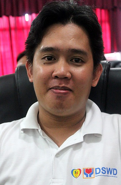 Michael B. Lozada, Dao Department of Social Welfare  and Development (DSWD) official