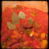 #Homemade #Seafood #Gumbo #CucinaDelloZio - add the bay leaves