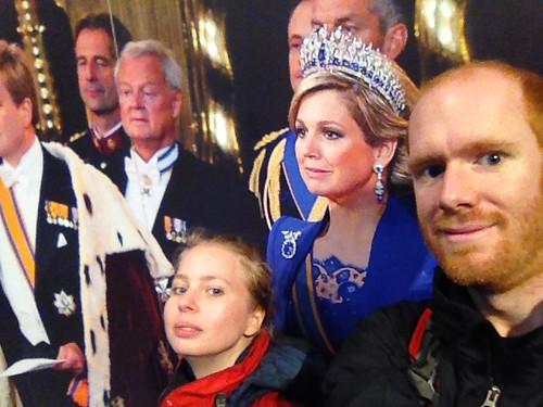 Royal Selfie