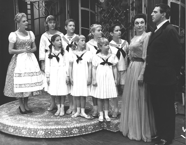 The costumes of The Sound of Music