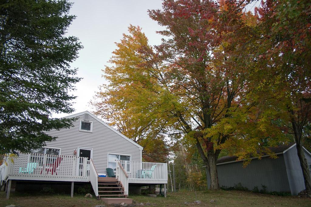 Cottage trip in Michigan