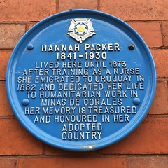 Photo of Blue plaque № 11038