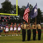 Richland Northeast Varsity Sideline Cheering v. OW