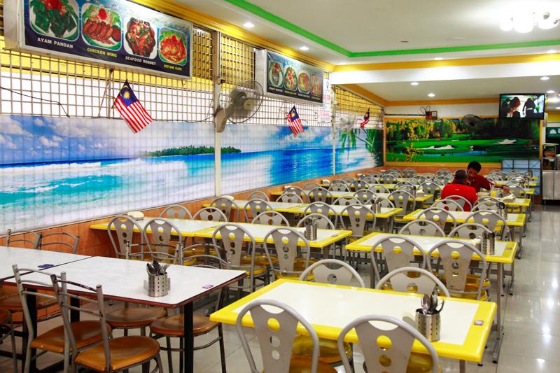 Rosdet-Seafood-Restaurant-Kampung-Baru