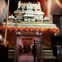 Diwali Pooja @HinduTemoleSociety #Flushing #Queens #WorldsFair