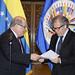 New Ambassador of Venezuela to the OAS Presents Credentials