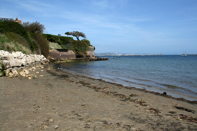 South of Castle Cove, Weymouth