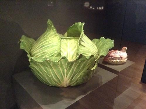 陶瓷卷心菜