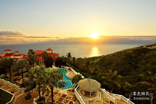 Farglory hotel sunrise