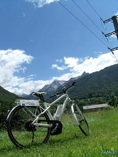 Trans'Pyrénées électrique 2013