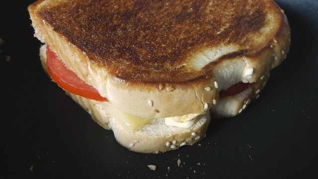 Grilled Cheese 10