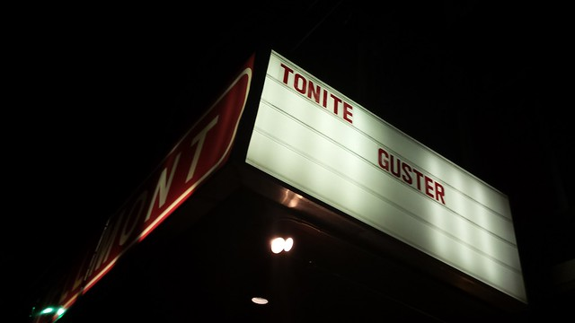 Guster @ the Wellmont Theater
