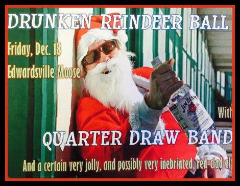 Drunken Reindeer 12-18-15