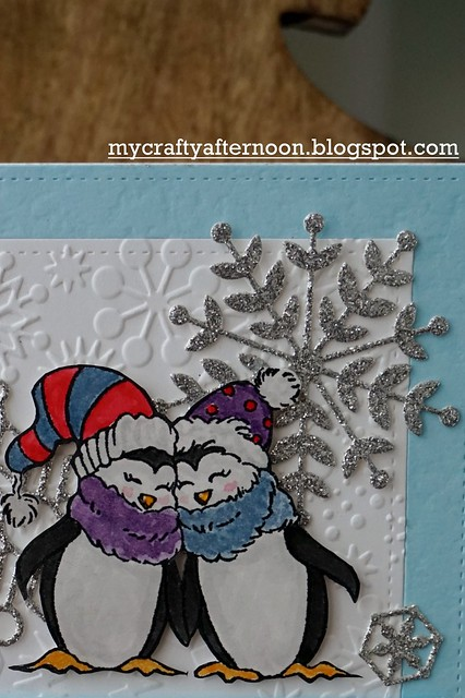 Winter Friends Detail