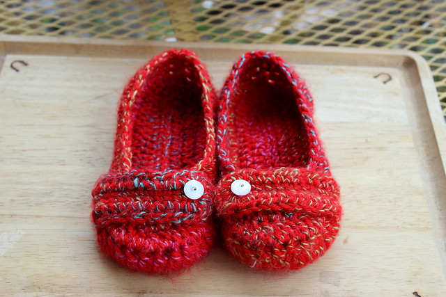 Christmas Slippers 5