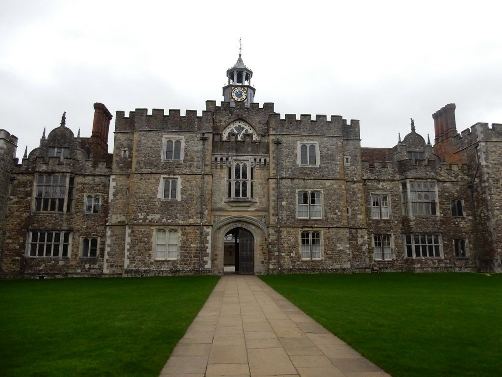 Knole House Leigh to Sevenoaks Knole Park