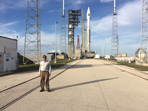 Me and the OA4 Atlas V