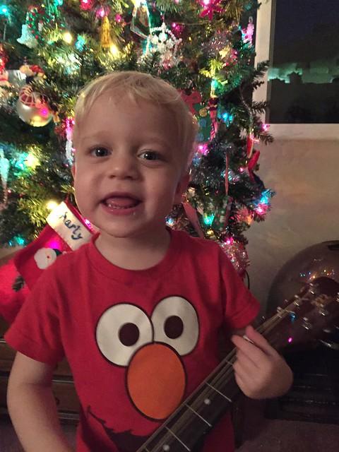Arthur, Christmas 2015