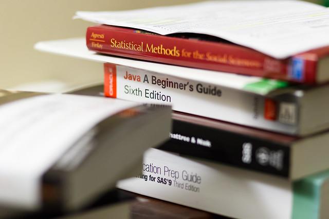 Java - Reading for pleasure