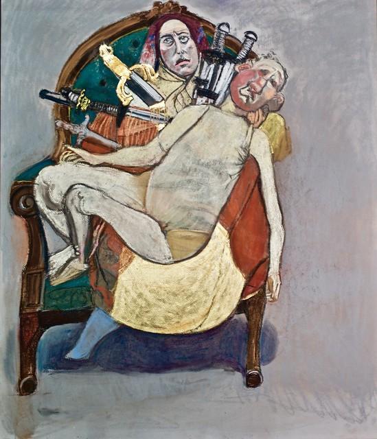 Our Lady of Sorrows (2013) - Paula Rego (1935)