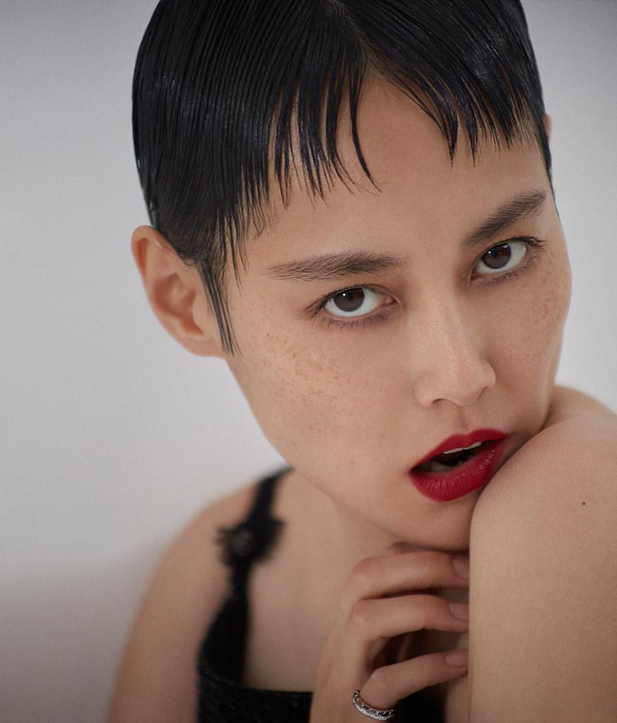 Ринко Кикути — Фотосессия для «Modern Weekly» 2015 – 6