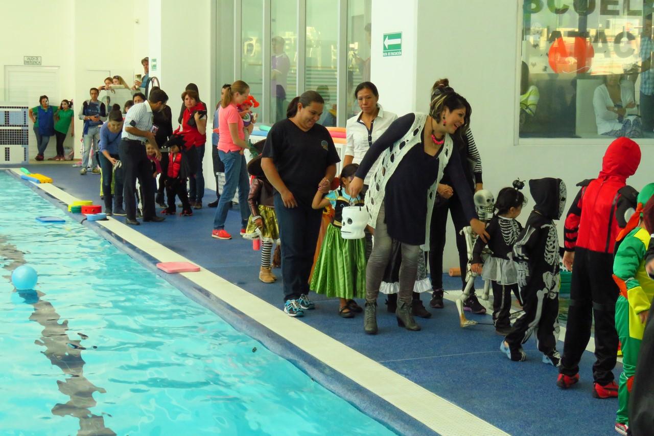 Desfile Día de Muertos, AQUARA Lomas