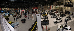 Attempt at @SeaAutoShow Panorama