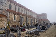 2016-10-24 10-30 Burgund 601 Abbaye de Pontigny