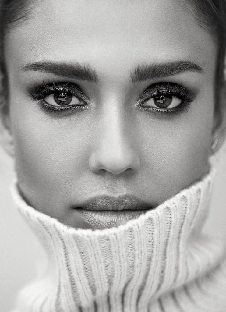 Джессика Альба — Фотосессия для «Shape» 2016 – 1