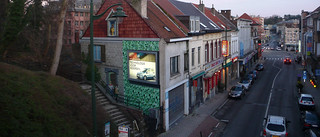 URBAN EXPRESSION IN BRUSSELS [INTERESTING IDEA]-123774