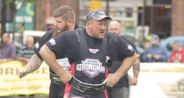 UK Strongest Man 2015