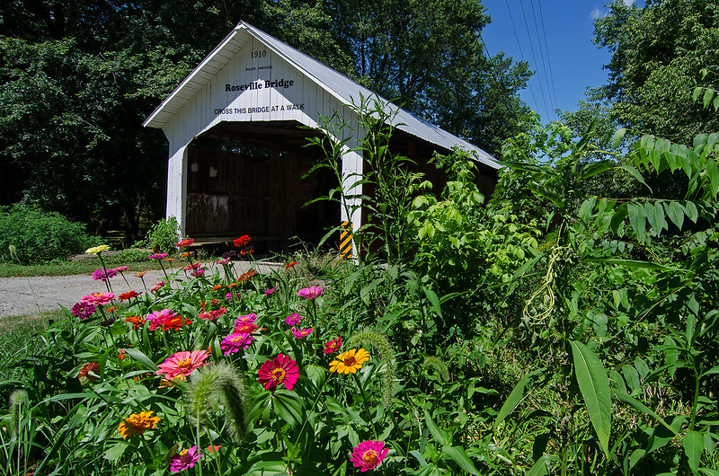 Roseville Covered Bridge