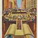 Cut-Away View of Chicago Subway - Chicago, Illinois by The Cardboard America Archives
