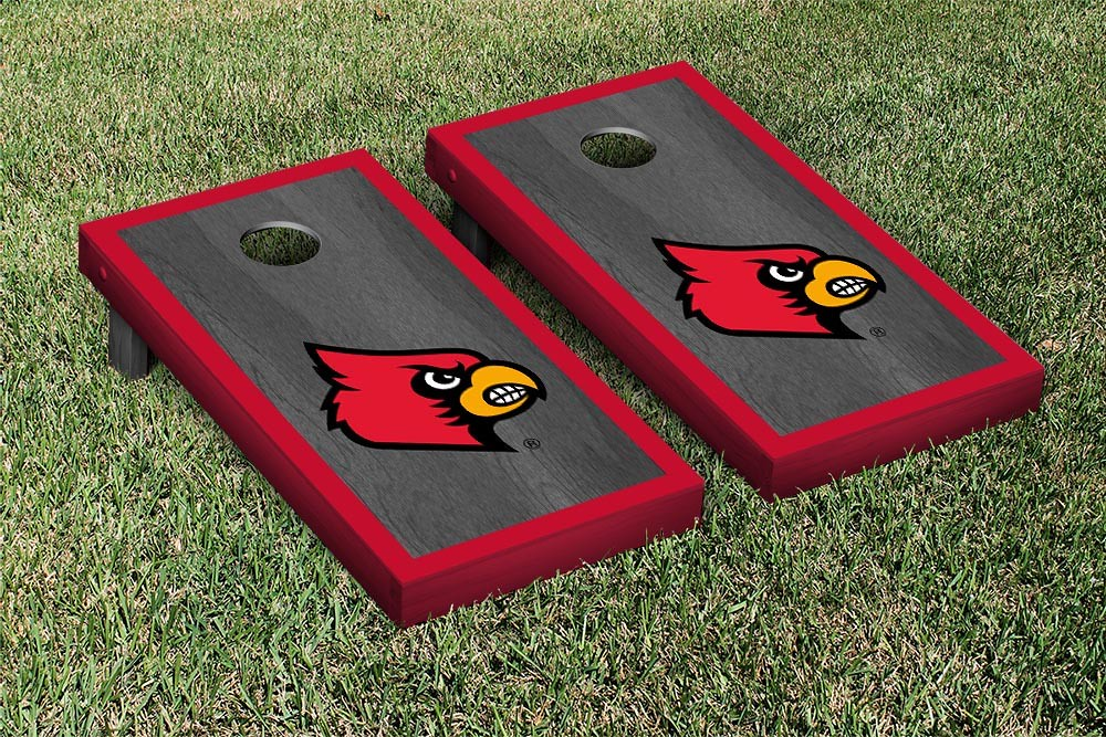 Louisville Cardinals Onyx Border