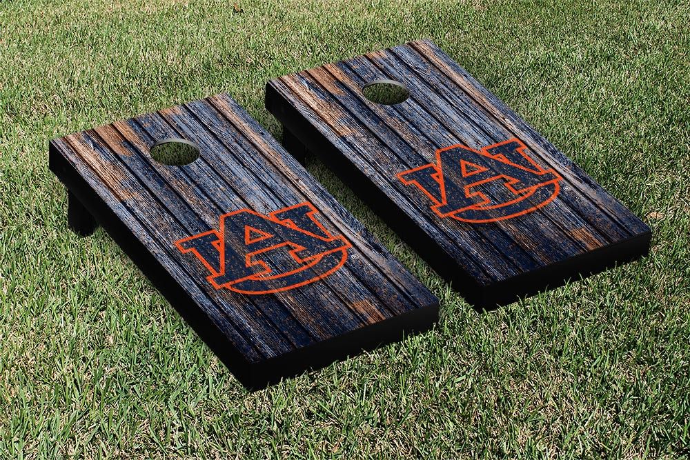 Auburn University Tigers Weathered Version