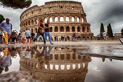 Colleseum ~  La Roma