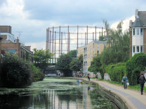 Canal Walk: Victoria Park to Islington
