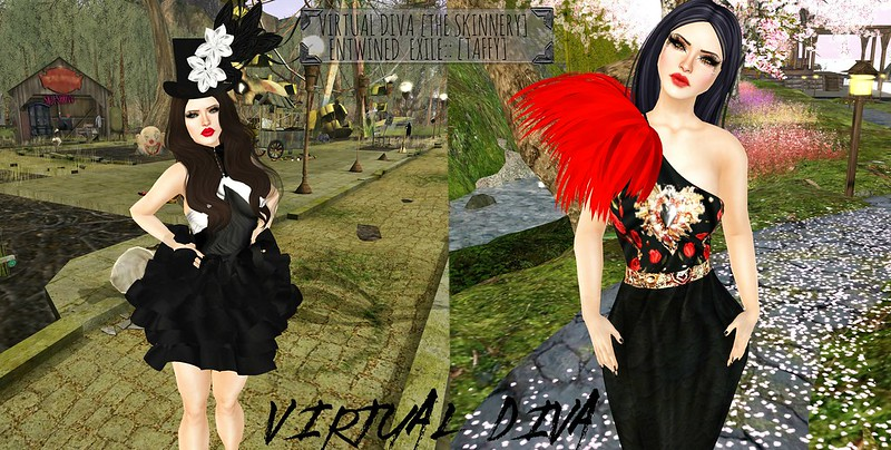 FASHION FEATURE:VIRTUAL DIVA @ THE INSTRUMENTS EVENT & SNEAK PEAK