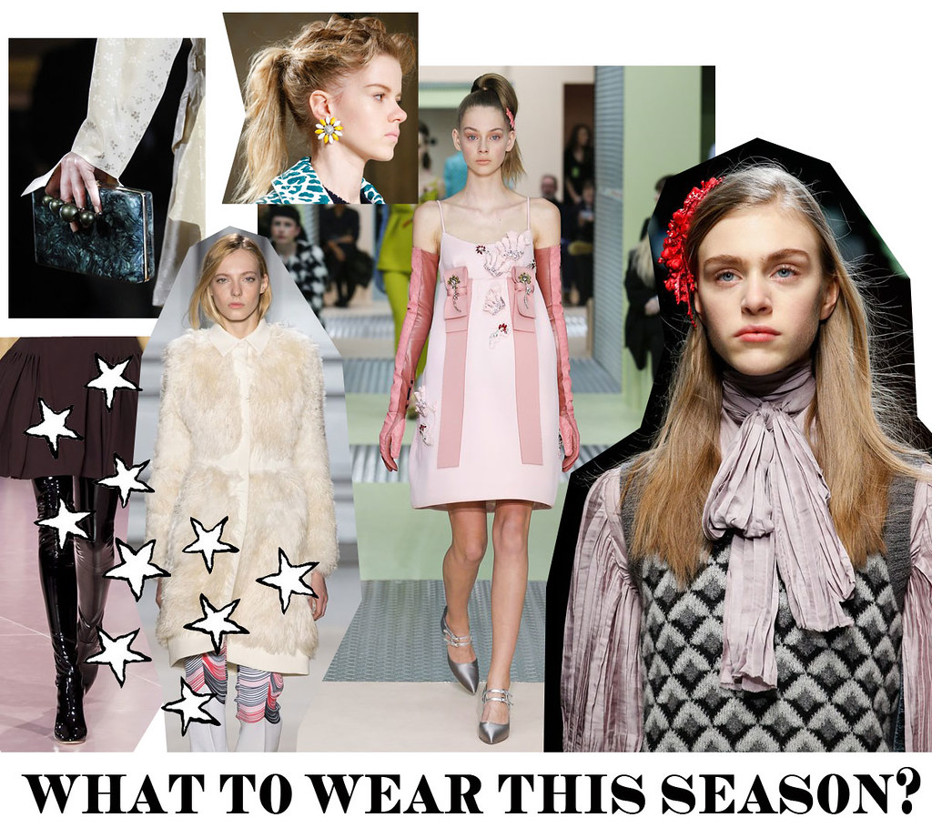What To Wear This Season? | A/W 2015-16