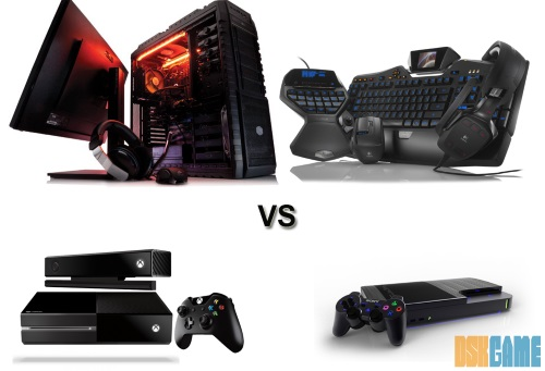Consolas vs PC hardware