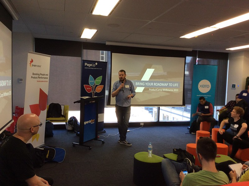 Product Camp Melbourne 2015