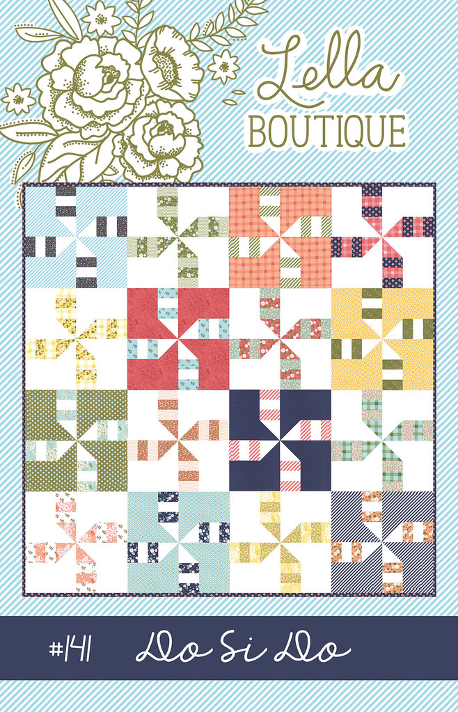 Do Si Do quilt pattern