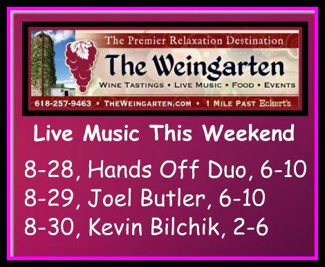 The Weingarten 8-28 thru 8-30-15