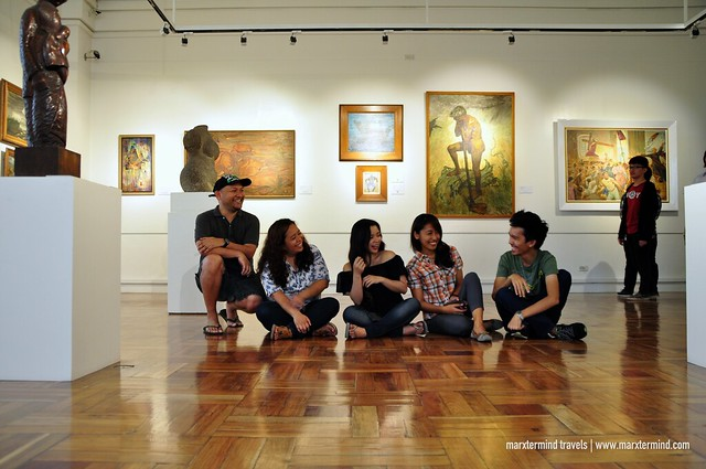 Pinoy Travel Bloggers at National Museum of the Philippines