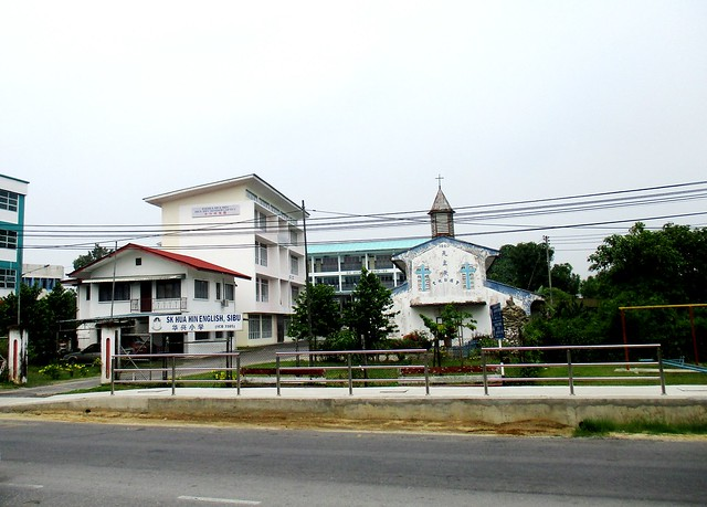 Hua Hin school & church